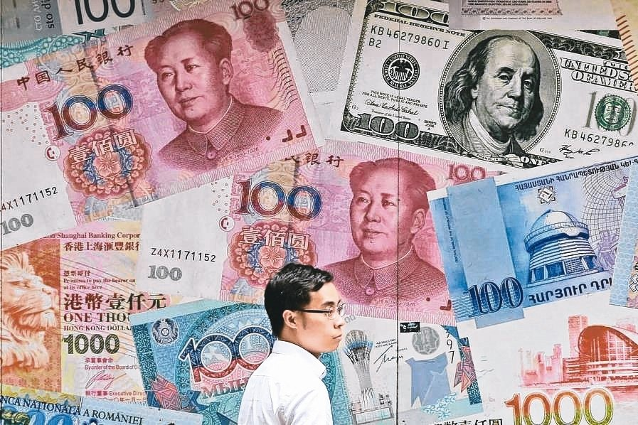 大陸8月新增社會融資人民幣1.98兆元超預期,規模比7月多近一倍。 本報系資料庫
