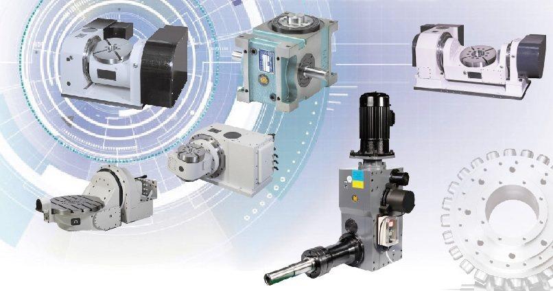 德士凸輪完整的自動化產品線,成為工具機及自動化設備供應鏈的重要成員。 德士/提供