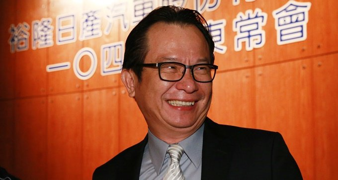 裕隆集團副執行長陳國榮 報系資料照
