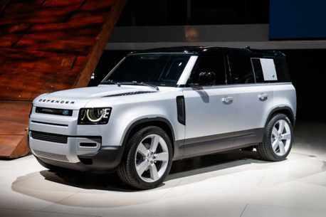 全地形王者駕臨 21 世紀 New Land Rover Defender法蘭克福車展全球首演!