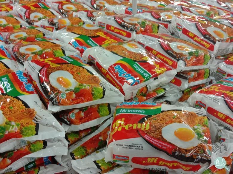 營多麵(Indomie)為世界上最暢銷的速食麵品牌。 圖片提供/食力