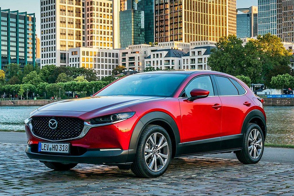 Mazda CX-30新都會跨界休旅車,搭載2.0L Skyactiv-G汽油引...
