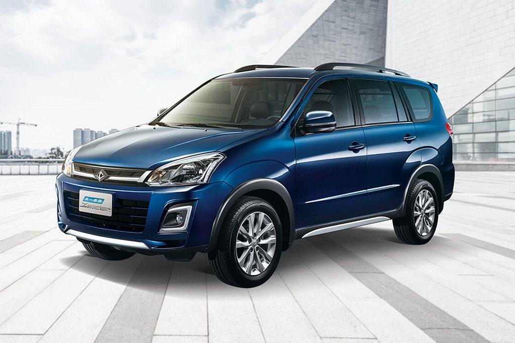 順應法規導入車身動態穩定系統的中華Zinger商旅車,未來外觀設計可能也會有所變...