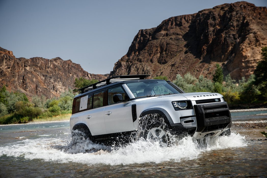 New Land Rover Defender。 圖/Land Rover提供