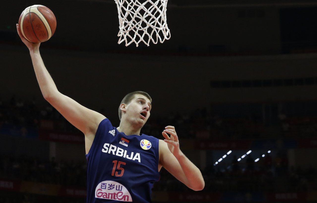 塞爾維亞落入資格賽爭奪奧運資格。 路透