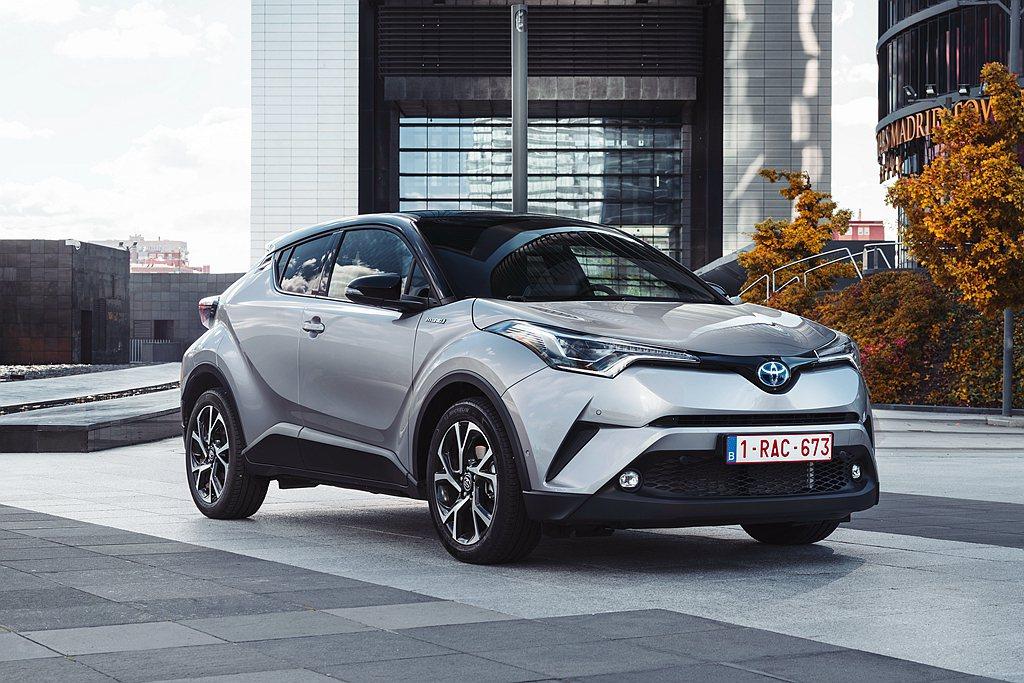 未來也不排除Toyota汽車會採TNGA-B模組化底盤平台,推出定位在C-HR之...