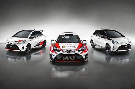 全新Yaris、都會跨界休旅就靠它了!Toyota公布新GA-B底盤初步細節
