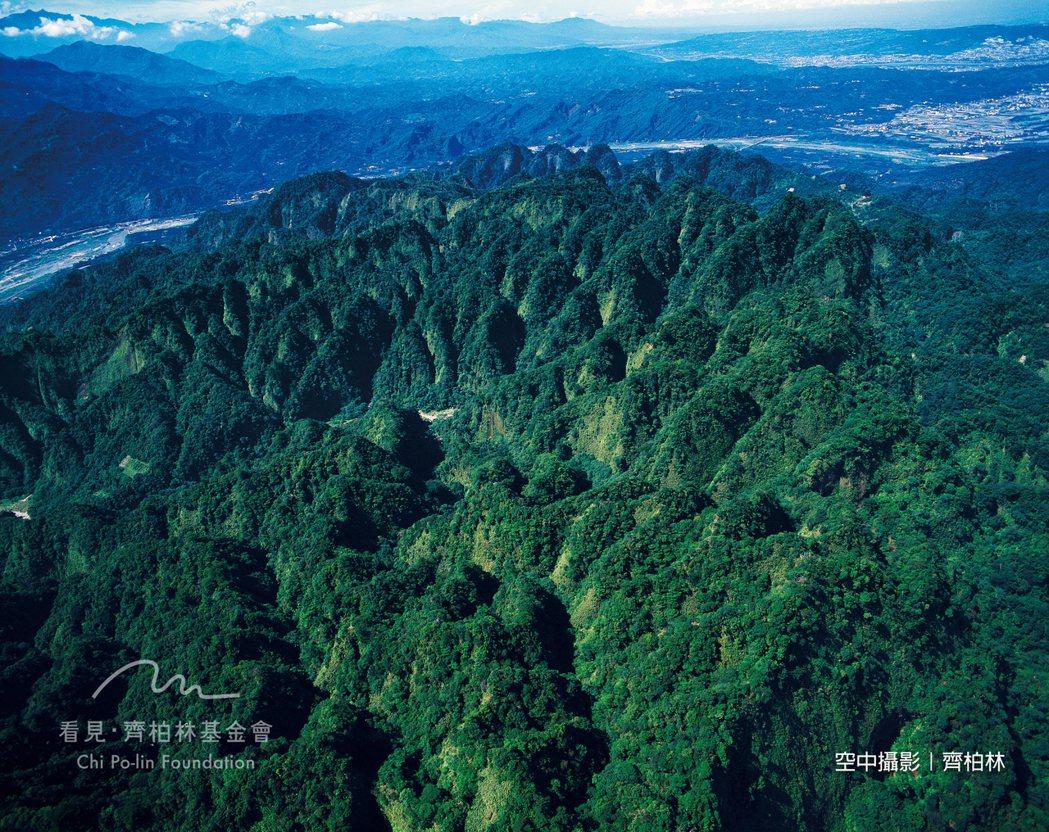 1997年 南投草屯九九峰(921大地震前)
