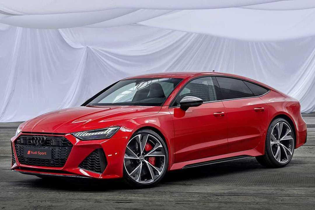 600匹輕油電美背!新一代Audi RS 7 Sportback登場