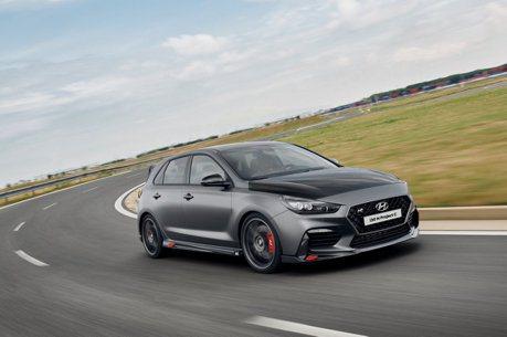 歐洲限定而且只有600台 進化版Hyundai i30 N Project C法蘭克福車展亮相!