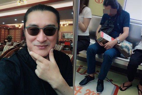 「台獨剋星」黃安近年來常居中國大陸,時不時就在微博評論政治。近日影音平台「抖音」上流傳著一段影片,影片中一名與黃安相似的長髮男子,該男子還抱著茅台在電車上睡著了。黃安本人得知該影片後,氣到駁斥:「那...