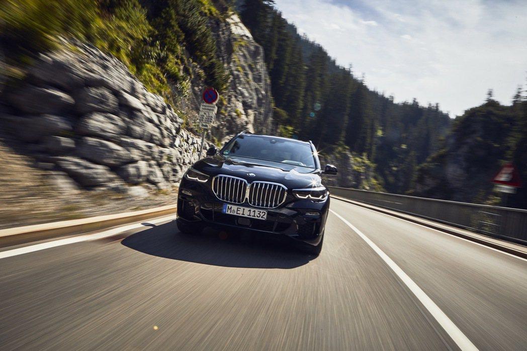 BMW X5 xDrive45e純電行駛距離在歐洲WLTP測試之下,最遠可跑87...