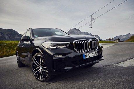 純電續航力提升三倍 全新BMW X5 xDrive45e法蘭克福車展正式發表!