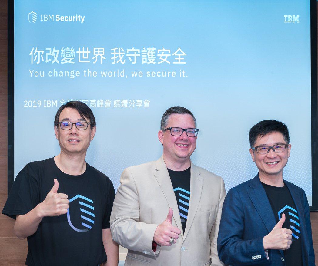 打造AI時代的智慧資安,IBM發表三大策略助企業安全上雲。 IBM /提供