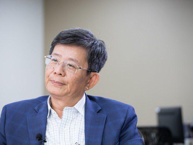 宏匯集團總裁黃坤泰。
