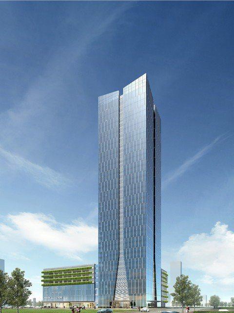 「i-Tower雲端科技大樓」打造北台灣最大的傳統製造業雲端創新升級聚落。