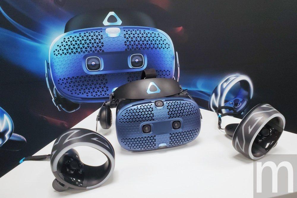 HTC VIVE Cosmos形式上可視為更容易使用的HTC VIVE虛擬實境互...