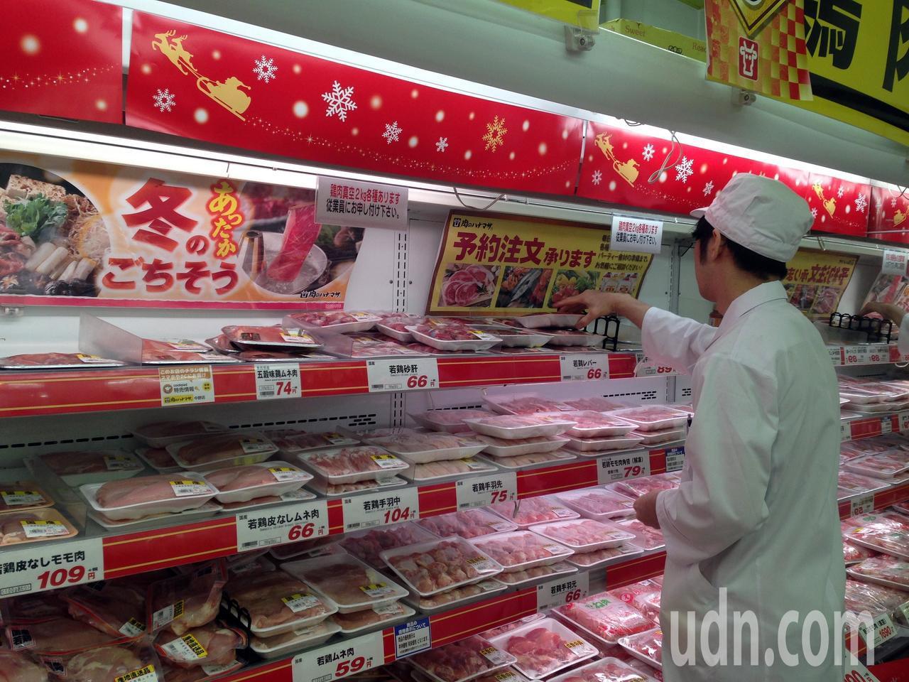 日本10月起調高消費稅,日本政府宣布食品維持8%稅率,但其定義引發爭論。圖為日本...