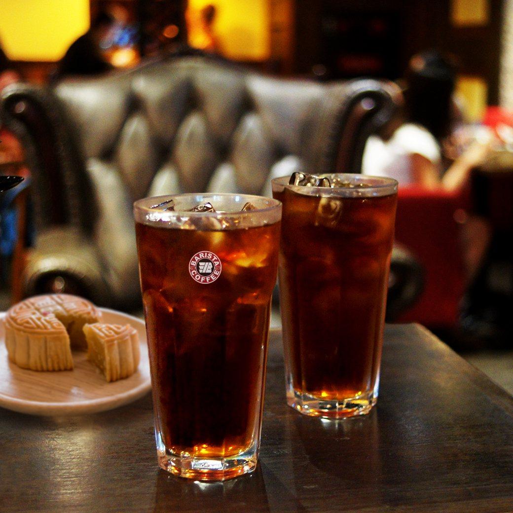 中秋連假美式咖啡買一送一。圖/西雅圖咖啡提供