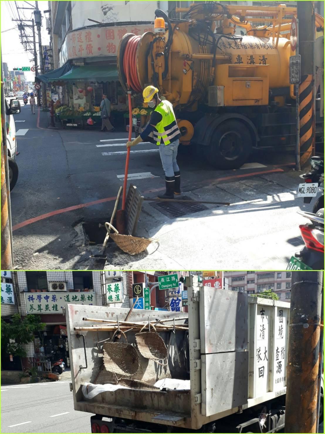 石頭里騎樓整平工程包含9月6日完成的中山路,已推動完成9個街區,將於9月17日開...