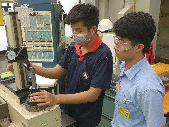 教育部國教署透過就業導向課程專班,持續幫助高職生提早追求理想職業,其中具國際發展...