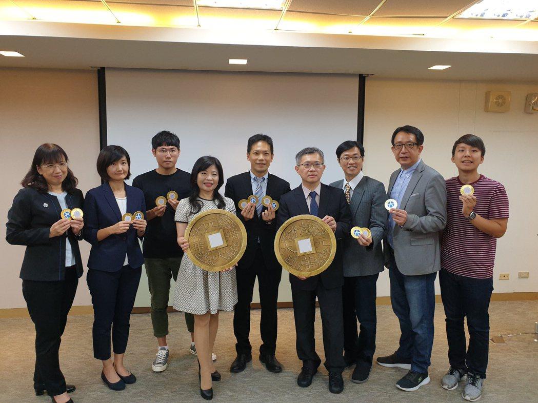 元大金控與清華大學產學合作,開設「金融交易實務」課程。 圖/元大金控提供