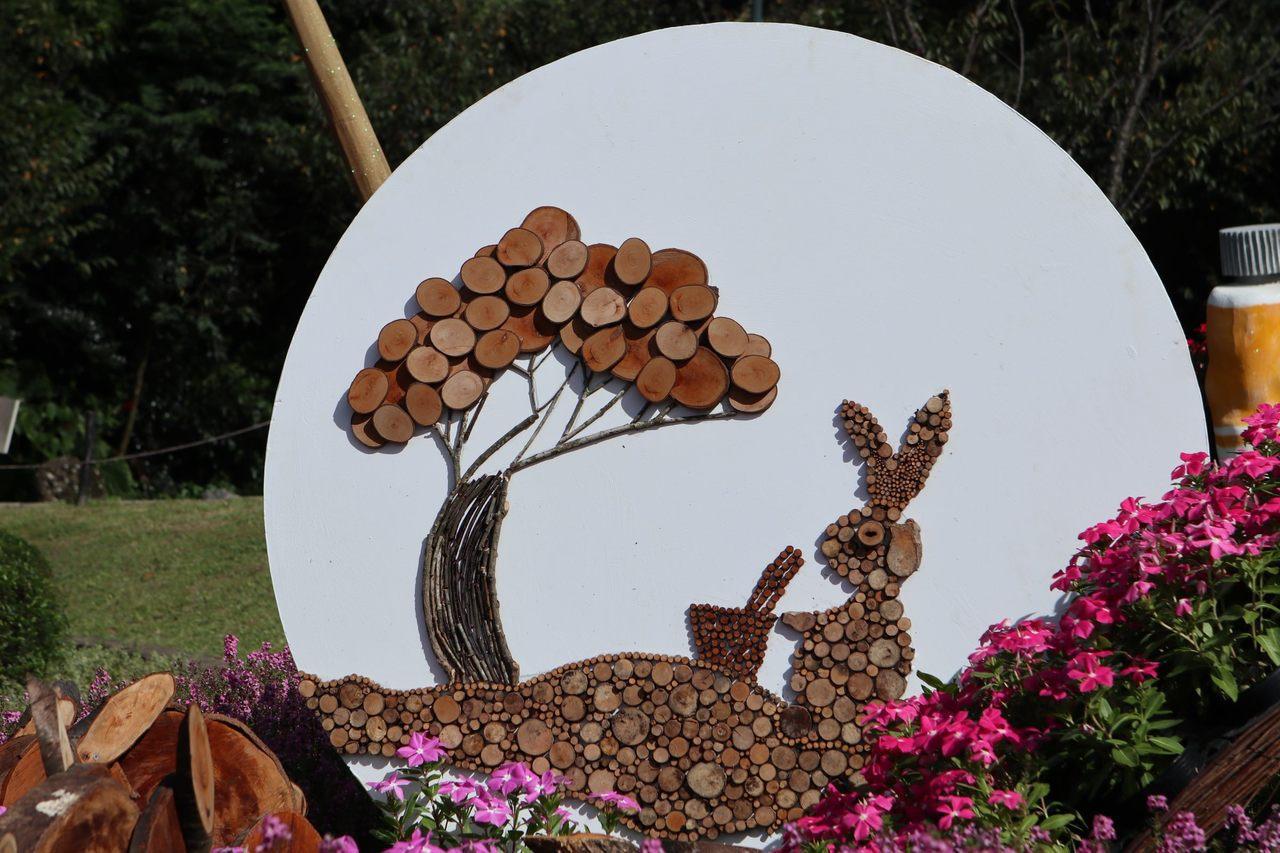中秋將屆,有群活潑的月兔悄悄團聚在陽明公園花鐘,顯得格外熱鬧有趣,為迎接即將到來...