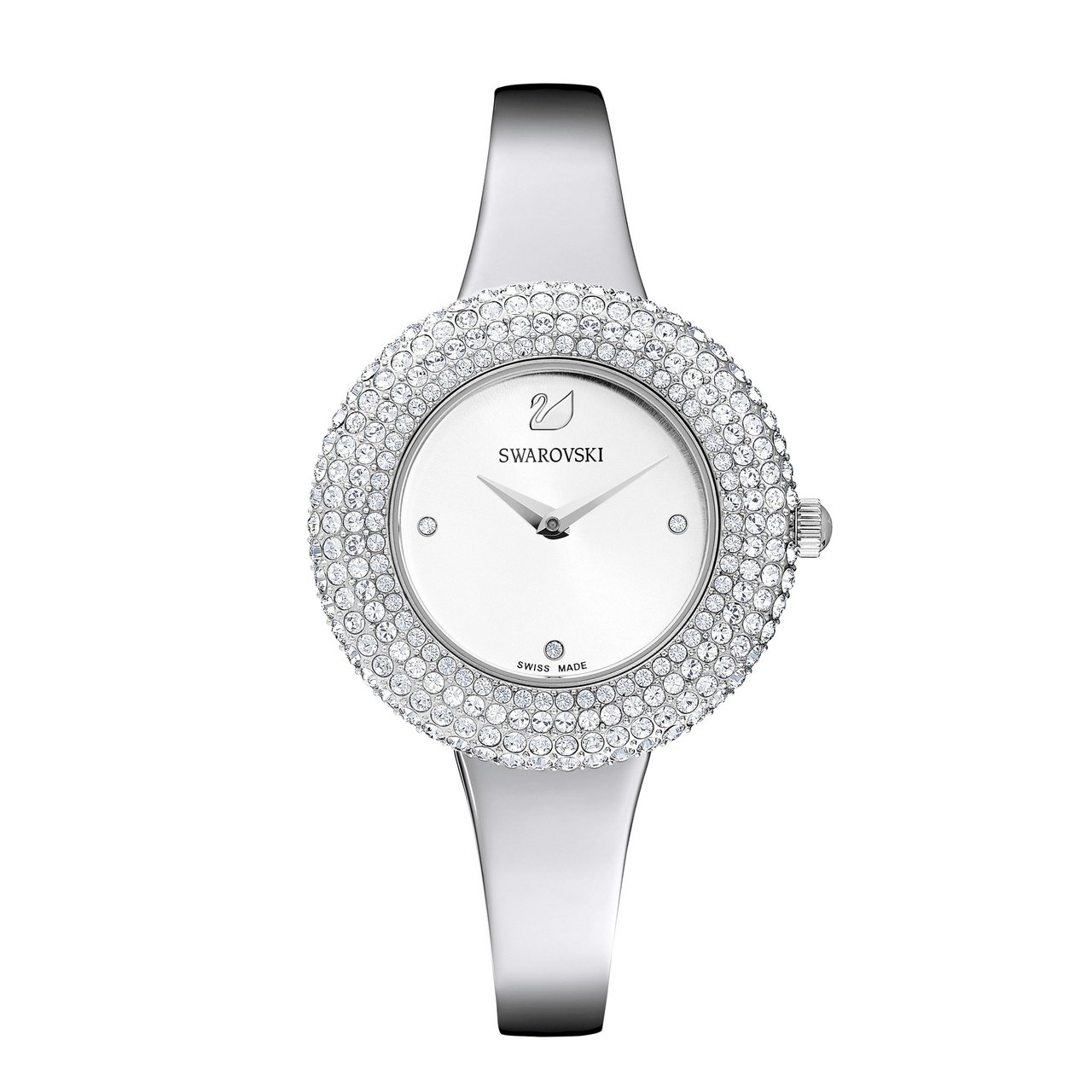 Swarovski Crystal Rose腕表、14,900元。圖/Swaro...