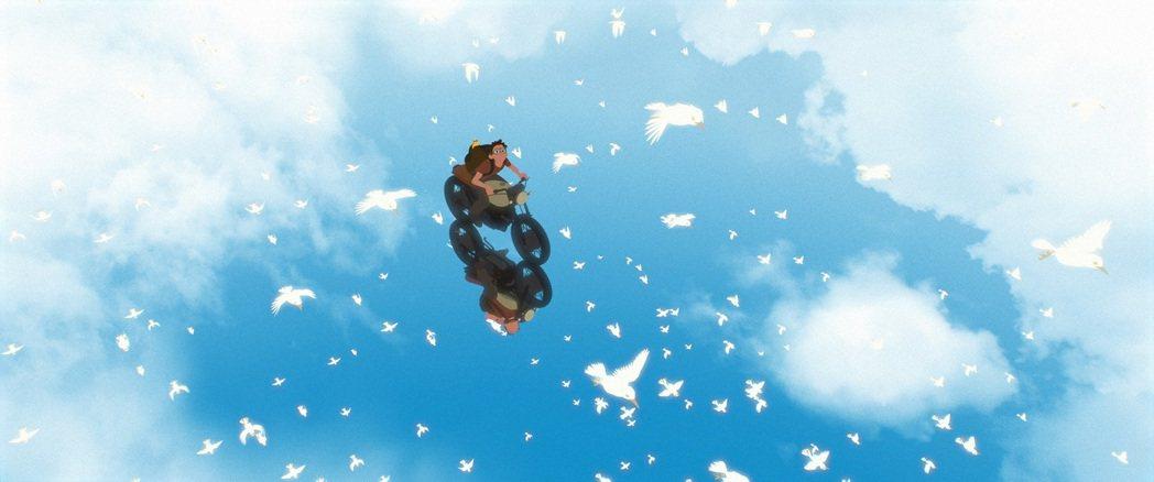 安錫動畫影展新設立的「另類長片競賽」首獎得主「衝出迷境」為本屆台中國際動畫影展開