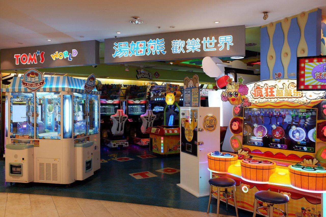 「湯姆熊」從京華城開幕時就已進駐。記者江佩君/攝影