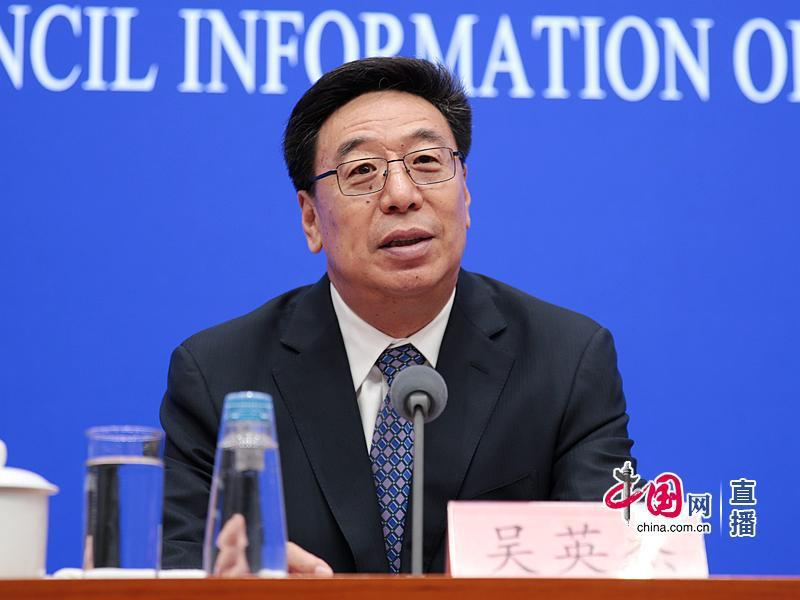 西藏自治區黨委書記吳英杰說,來西藏身體一切狀況都可檢查出來。(中國網)