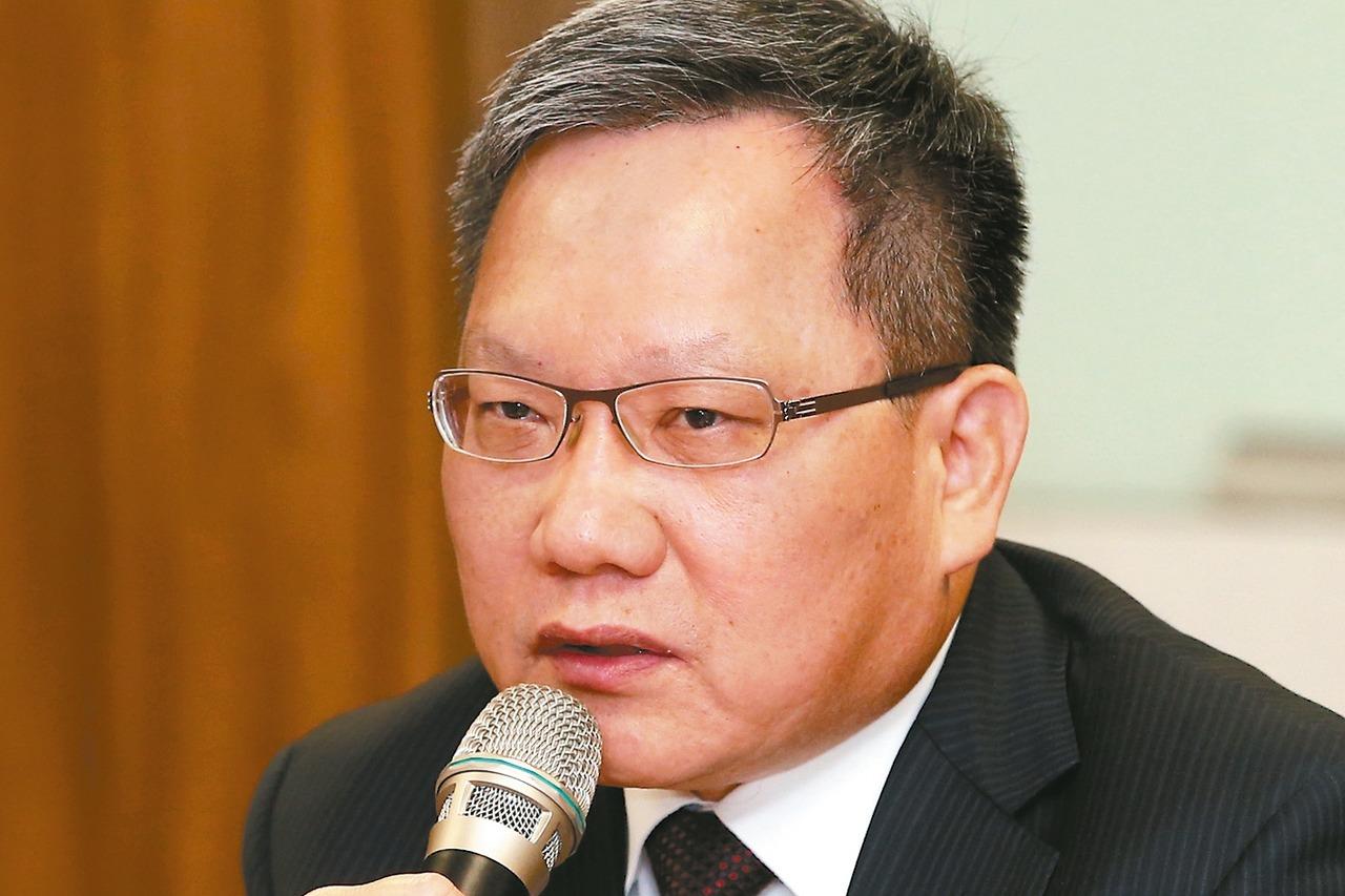 財政部長蘇建榮 本報系資料庫