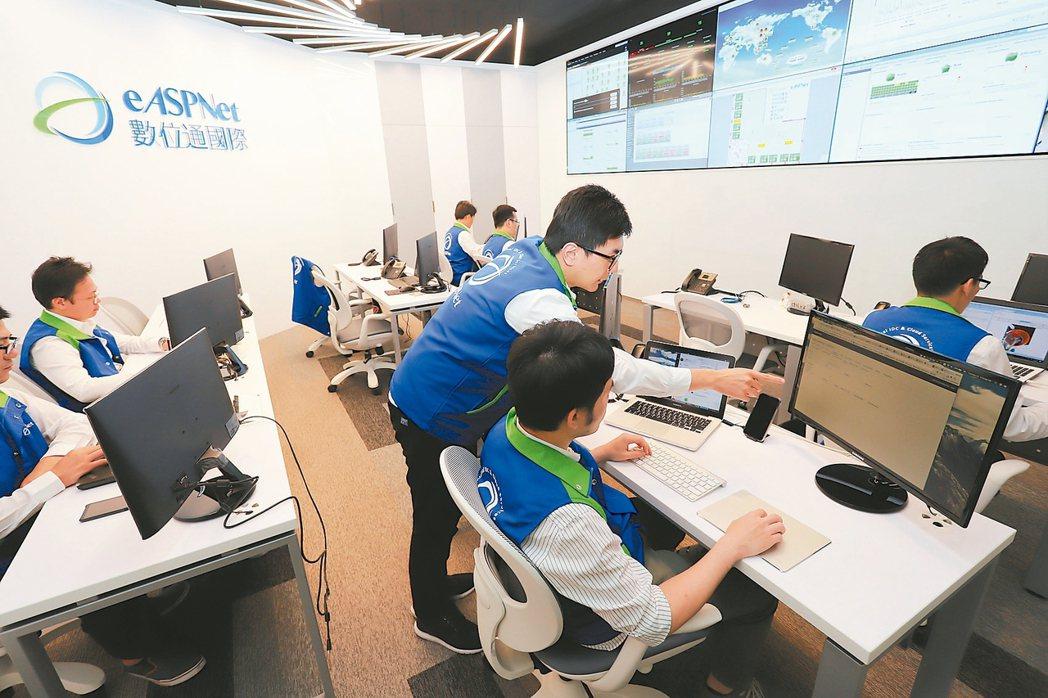 適當導入雲端服務,有助金融機構提升效率及節省成本。 本報系資料庫