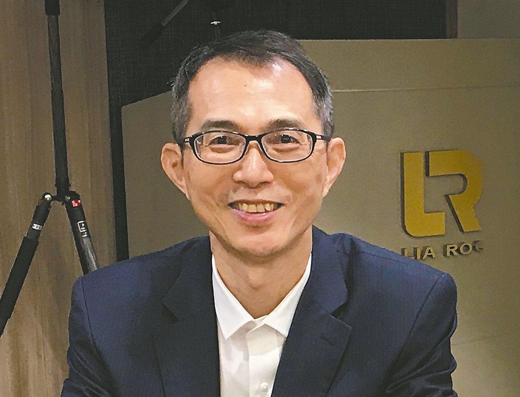 壽險公會秘書長林金樹 記者陳怡慈/攝影