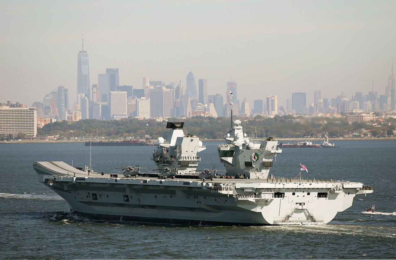 英國BBC報導,中國警告英國不要進入南海在有爭議島嶼附近航行,說那樣做構成「敵意...
