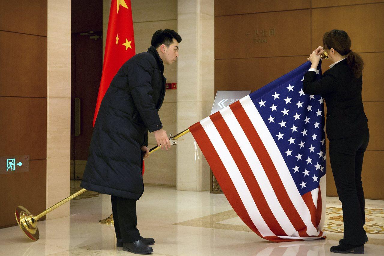 貿易戰刺激中國科技創新。 歐新社