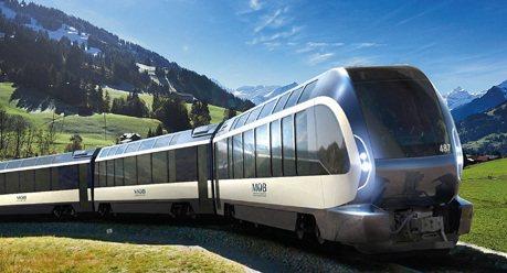 Pininfarina除了超跑之外還會設計火車!乘客手機怎麼拍都好看