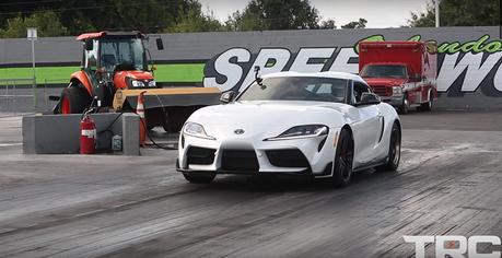 影/新世代Toyota Supra用對輪胎才會快!小改已晉升10秒車!