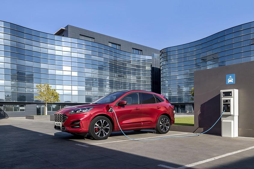 Ford落重本壓油電動力!Puma、Kuga、Explorer以及Mondeo Hybrid登場