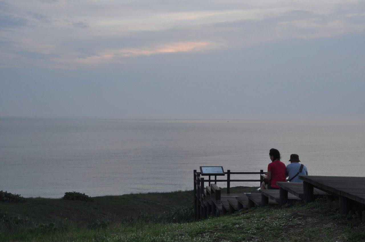 望安天台山。圖/澎湖國家風景區管理處提供