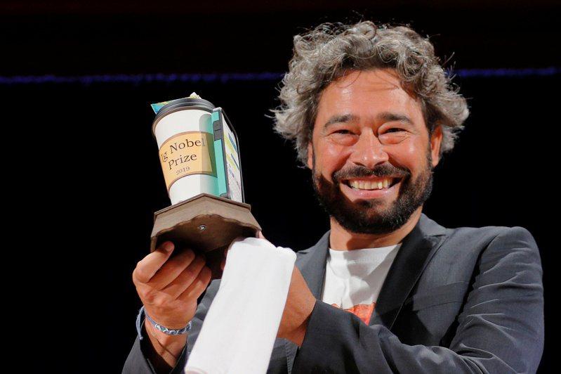 搞笑諾貝爾獎:研究人員發現了哪一國紙鈔最髒