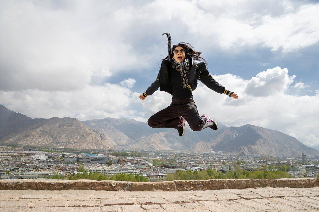 莫文蔚挑戰金氏世界紀錄,將在西藏拉薩開唱。圖/莫家寶貝工作室提供