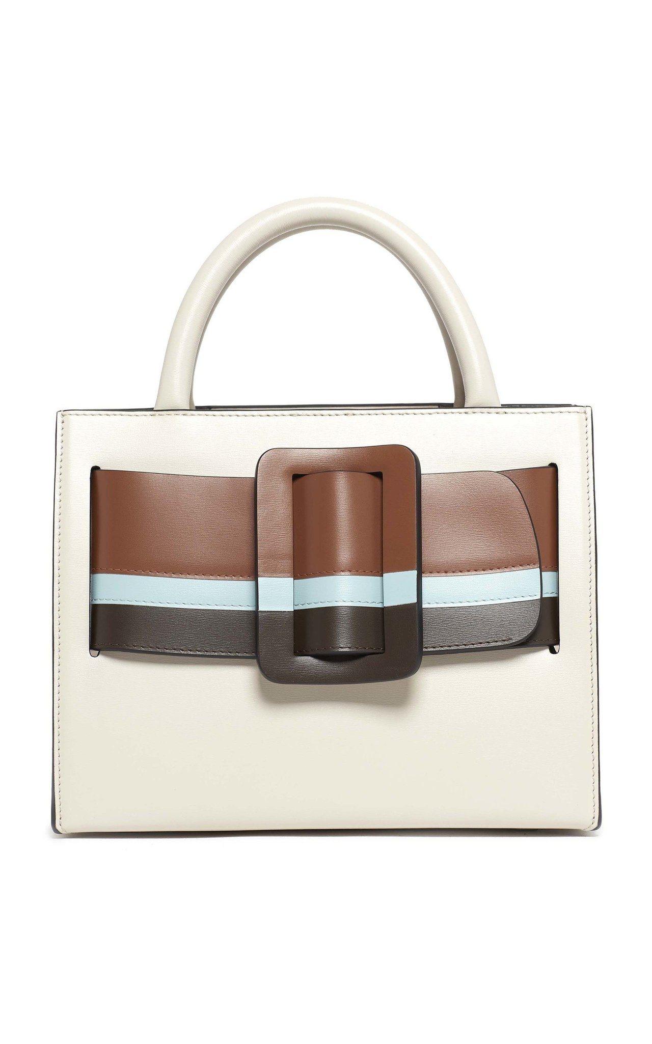 BOYY Bobby23多色釦環手提包,售價36,980元。圖/ARTIFACT...