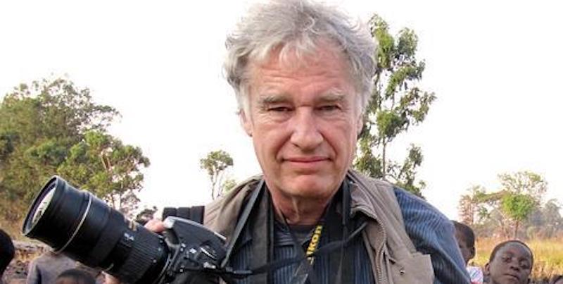 1989年時柯爾是「新聞周刊」攝影記者。(取自網路)
