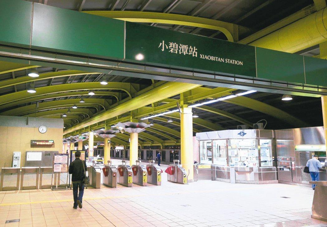 新店小碧潭站生活圈交通便捷,除了有捷運小碧潭站,如果開車,可以直接上北二高、新北...