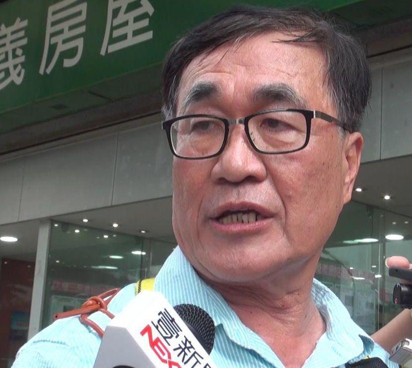 高雄市副市長李四川這幾天腹瀉嚴重,今天不得不取消行程,稍做休息。圖/聯合報資料照