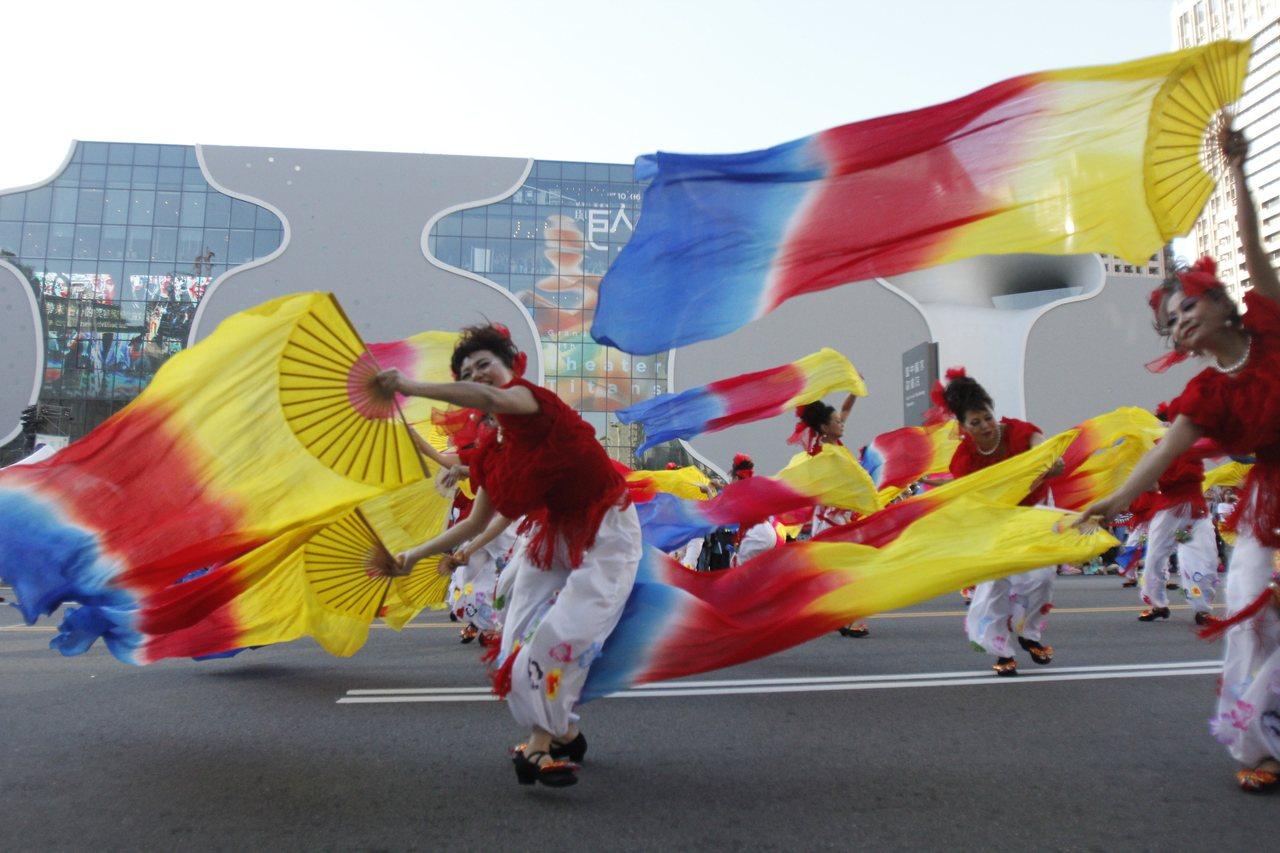 台中將舉辦國際舞蹈嘉年華。圖/台中市政府提供