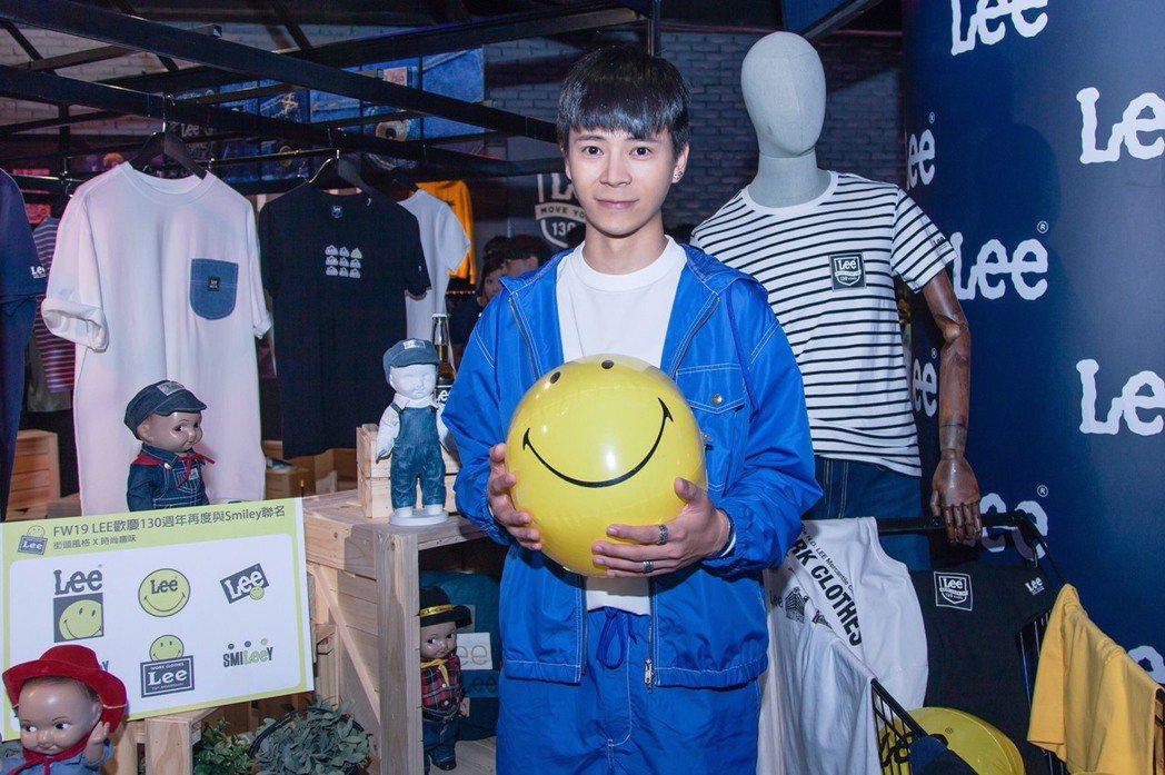 柯朋宇圓夢當 Play DJ。圖/杉朋娛樂提供