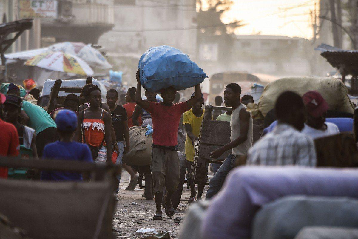 海地是西半球最貧窮的國家。圖/法新社