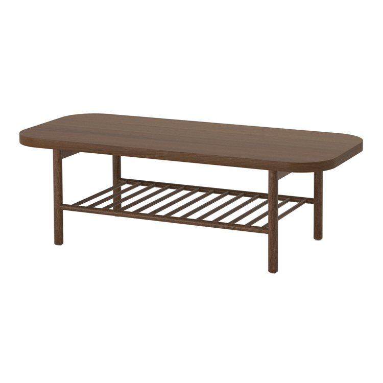 LISTERBY咖啡桌,售價5,490元。圖/IKEA提供